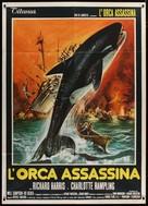 Orca - Italian Movie Poster (xs thumbnail)