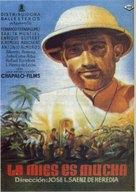 Mies es mucha, La - Spanish Movie Poster (xs thumbnail)