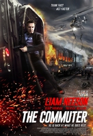 The Commuter - British Movie Poster (xs thumbnail)