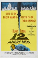 12 Angry Men - Theatrical poster (xs thumbnail)