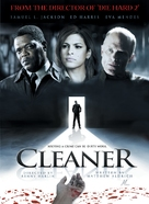 Cleaner - DVD movie cover (xs thumbnail)