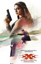 xXx: Return of Xander Cage - British Movie Poster (xs thumbnail)
