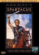 Spartacus - Hungarian Movie Cover (xs thumbnail)