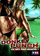 Donkey Punch - French DVD cover (xs thumbnail)