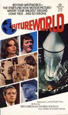 Futureworld - Movie Cover (xs thumbnail)