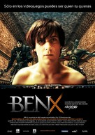Ben X - Spanish Movie Poster (xs thumbnail)