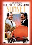 Sunset - DVD cover (xs thumbnail)