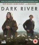 Dark River - British Blu-Ray cover (xs thumbnail)
