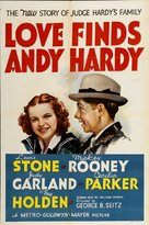 Love Finds Andy Hardy - Movie Poster (xs thumbnail)