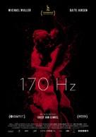 170 Hz - Dutch Movie Poster (xs thumbnail)