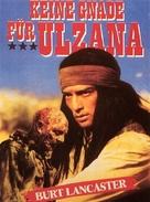 Ulzana's Raid - German Movie Poster (xs thumbnail)