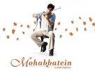 Mohabbatein - Indian Movie Poster (xs thumbnail)