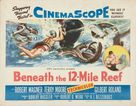 Beneath the 12-Mile Reef - Movie Poster (xs thumbnail)