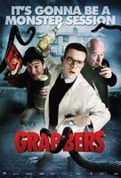 Grabbers - British Movie Poster (xs thumbnail)