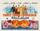 Three Coins in the Fountain - Movie Poster (xs thumbnail)
