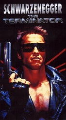 The Terminator - VHS cover (xs thumbnail)