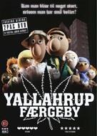 """Yallahrup Færgeby"" - Danish DVD cover (xs thumbnail)"