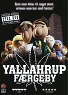 """Yallahrup Færgeby"" - Danish DVD movie cover (xs thumbnail)"