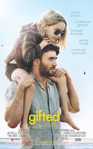 Gifted - Lebanese Movie Poster (xs thumbnail)