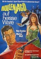 New York chiama Superdrago - German Movie Poster (xs thumbnail)