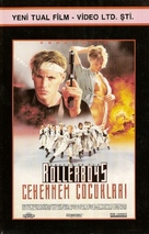 Prayer of the Rollerboys - Turkish DVD cover (xs thumbnail)