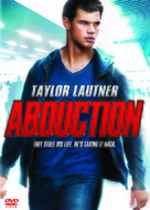 Abduction - DVD cover (xs thumbnail)