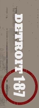 """Detroit 187"" - Logo (xs thumbnail)"