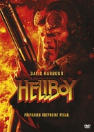 Hellboy - Czech DVD movie cover (xs thumbnail)