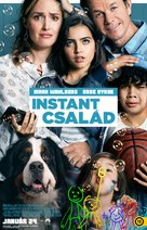 Instant Family - Hungarian Movie Poster (xs thumbnail)