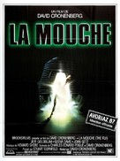 The Fly - French Movie Poster (xs thumbnail)