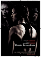 Million Dollar Baby - German Movie Poster (xs thumbnail)