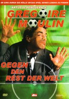 Grégoire Moulin contre l'humanité - German DVD cover (xs thumbnail)