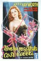 You Were Never Lovelier - Italian Movie Poster (xs thumbnail)