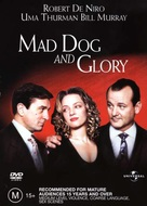 Mad Dog and Glory - Australian DVD movie cover (xs thumbnail)
