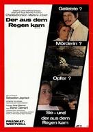 Le passager de la pluie - German Movie Poster (xs thumbnail)