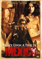 Once Upon A Time In Mexico - Movie Cover (xs thumbnail)