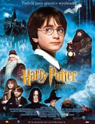 Harry Potter and the Sorcerer's Stone - Polish Movie Poster (xs thumbnail)