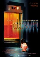 Down - German Movie Poster (xs thumbnail)