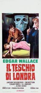 Im Banne des Unheimlichen - Italian Movie Poster (xs thumbnail)