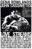 Love Streams - Movie Poster (xs thumbnail)