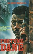 """Fortune Dane"" - German VHS movie cover (xs thumbnail)"