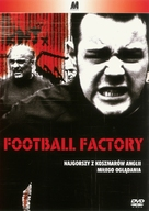 The Football Factory - Polish Movie Cover (xs thumbnail)