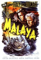 Malaya - German Movie Poster (xs thumbnail)