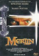 Merlin - Danish Movie Cover (xs thumbnail)