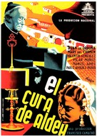 Cura de aldea, El - Spanish Movie Poster (xs thumbnail)