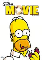 The Simpsons Movie - DVD movie cover (xs thumbnail)
