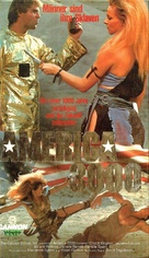 America 3000 - German VHS cover (xs thumbnail)