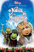 The Muppet Christmas Carol - Brazilian Movie Cover (xs thumbnail)