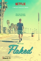 """""""Flaked"""" - Movie Poster (xs thumbnail)"""