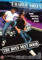 The Boys Next Door - Danish DVD cover (xs thumbnail)